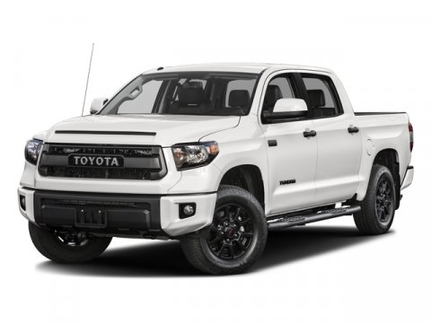 2017 Toyota Tundra TRD Pro SUPER WHITEBlack V8 57 L Automatic 9 miles Our best prices instant
