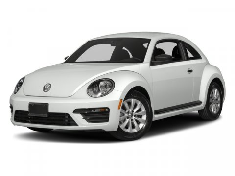 2017 Volkswagen Beetle 18T SE WhiteJu V4 18 L Automatic 10 miles The Volkswagen Beetle has a