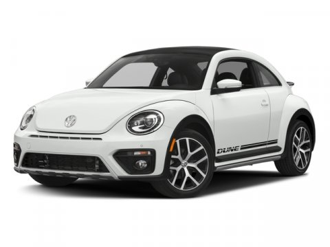 2017 Volkswagen Beetle 18T Dune YellowGray V4 18 L Automatic 2 miles The Volkswagen Beetle h