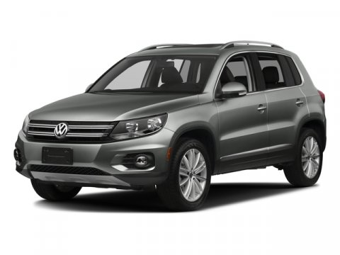2017 Volkswagen Tiguan S Pure WhiteBlack V4 20 L Automatic 0 miles The Tiguan is everything y