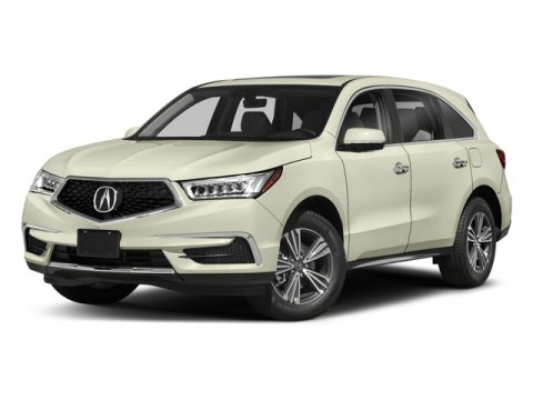 2018 Acura MDX MDX Modern Steel MetallicGraystone V6 35 L Automatic 6 miles  GV GS ZZ1 Stock