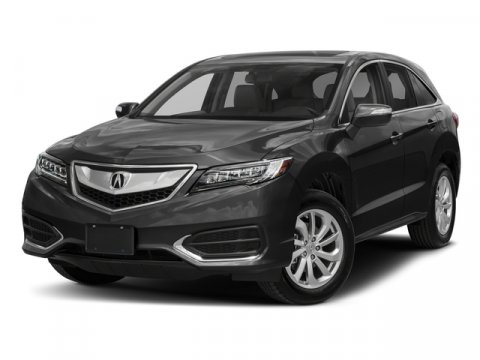 2018 Acura RDX wTechnology Pkg Kona Coffee MetallicParchment V6 35 L Automatic 6 miles  BS P