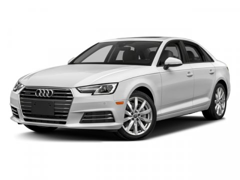 2018 Audi A4 ultra Premium Ibis WhiteBlack V4 20 L Automatic 5 miles  CONVENIENCE PACKAGE -in