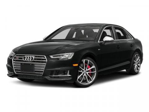 2018 Audi S4 Prestige Mythos BlackMagma Red V6 30 L Automatic 5 miles  PRESTIGE PACKAGE -inc