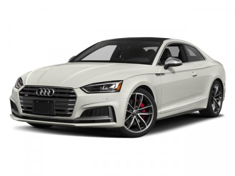 2018 Audi S5 Coupe Premium Plus Ibis WhiteMagma Red V6 30 L Automatic 5 miles When youre bor