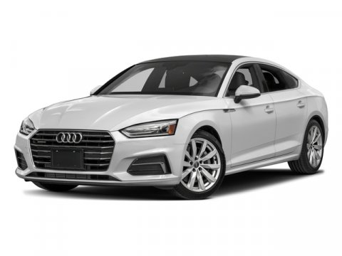 2018 Audi A5 Sportback Premium Plus Manhattan Gray MetallicBlack V4 20 L Automatic 5 miles Th