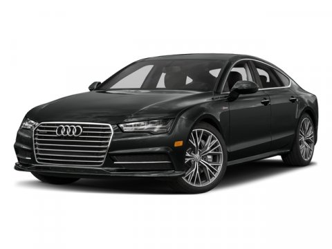2018 Audi A7 Premium Plus Florett SilverBlack V6 30 L Automatic 10 miles The supercharged 340