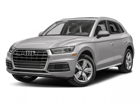 2018 Audi Q5 Premium Plus Florett Silver MetallicRock Gray V4 20 L Automatic 10 miles The Aud