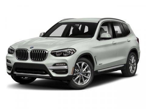 2018 BMW X3 xDrive30i Apline WhiteBlack V4 20 L Automatic 0 miles Check out this great low mi