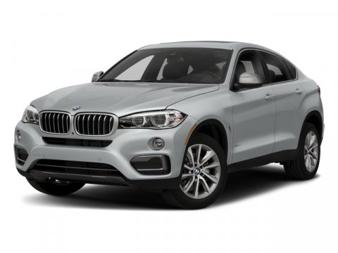 2018 BMW X6 sDrive35i Apline WhiteBlack Dakota Leather V6 30 L Automatic 0 miles This vehicle