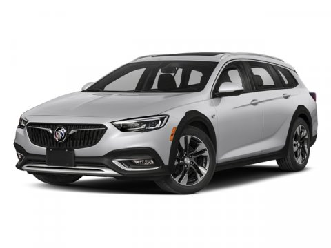 2018 Buick Regal TourX Essence  V4 20L Automatic 5 miles  Turbocharged  All Wheel Drive  Po