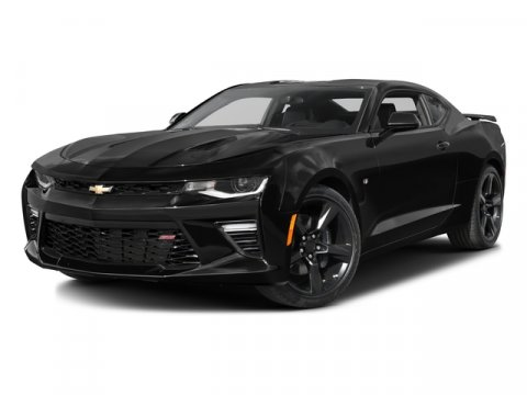 2018 Chevrolet Camaro SS CrushJet Black with Orange inserts seat trim V8 62L Automatic 0 miles