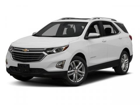 2018 Chevrolet Equinox Premier Pepperdust Metallic V4 16L Automatic 0 miles  Heated Mirrors