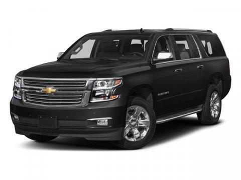 2018 Chevrolet Suburban Premier Summit WhiteJet Black V8 53L Automatic 0 miles  LPO 22 559