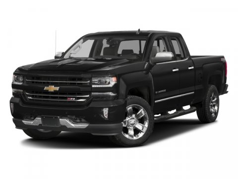 2018 Chevrolet Silverado 1500 LTZ BlackJet Black V8 62L Automatic 6 miles  HEADLIGHT INTELLIB
