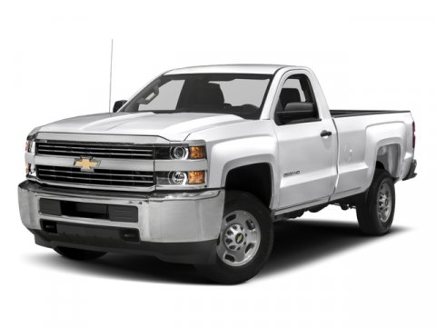 2018 Chevrolet Silverado 2500HD Work Truck Summit WhiteDark Ash with Jet Black Interior Accents