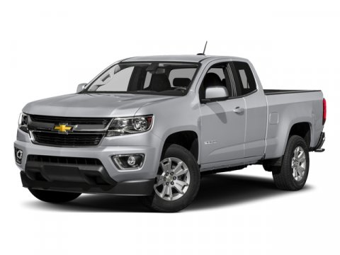2018 Chevrolet Colorado 4WD LT Summit WhiteJet Black V6 36L Automatic 2500 miles  TRANSMISSIO