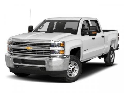 2018 Chevrolet Silverado 2500HD Work Truck Summit WhiteDark Ash with Jet Black Interior Accents