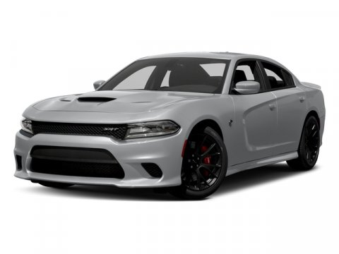 2018 Dodge Charger SRT Hellcat Pitch Black ClearcoatBlack V8 62 L Automatic 0 miles Pitch Bla