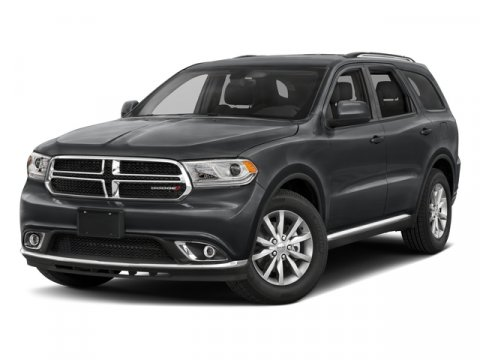 2018 Dodge Durango SXT DB Black ClearcoatBlack V6 36 L Automatic 0 miles  DB BLACK CLEARCOAT