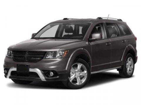 2018 Dodge Journey Crossroad Gray ClearcoatBlack V6 36L V6 24V VVT Automatic