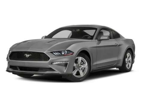 2018 Ford Mustang ECO Kona Blue Metallic V4 23 L 10A 0 miles Performance is at the heart of e