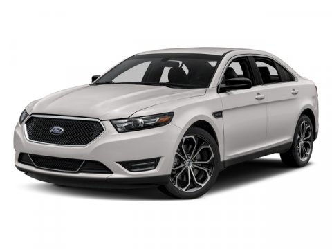 2018 Ford Taurus SHO Magnetic MetallicCharcoal Blk Lthr Seats V6 35L V6 Automatic 2 miles Opt