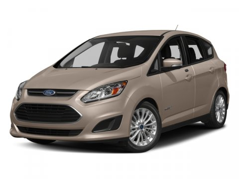 2018 Ford C-Max Hybrid SE Oxford WhiteKw Cloth Seats Charcoal Black V4 20 L Variable 27 miles