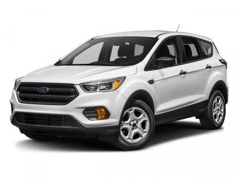 2018 Ford Escape SE Oxford White V4 15L 4 cyls Automatic 3 miles Safety equipment includes A