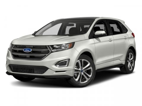 2018 Ford Edge Sport SHADOW BLACKEbony V6 27 L Automatic 2 miles New Arri
