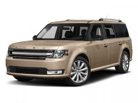 2018 Ford Flex SEL Magnetic MetallicDk Earth Gry Lthr-Trim Bk V6 35 L Automatic 0 miles Style