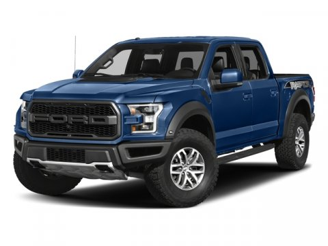 2018 Ford F-150 Raptor Magnetic MetallicBlk Lthr Bkt Seats V6 35L V6 Automatic 2 miles Option