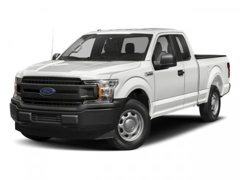 2018 Ford F-150 XL Ingot Silver MetallicJg Sport Cloth 40Console40 Medium Earth Gray V6 27 L