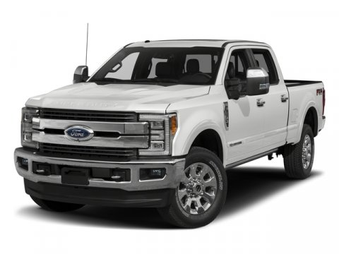 2018 Ford Super Duty F-350 SRW Gn White Gold6A Leather 402040 Seat Camel V8 67 L Automatic 1