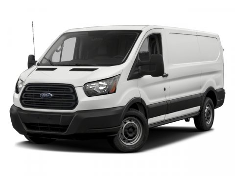2018 Ford Transit-150 wSliding Pass-Side Cargo Door Oxford WhitePewter Vinyl V6 37L V6 Automat