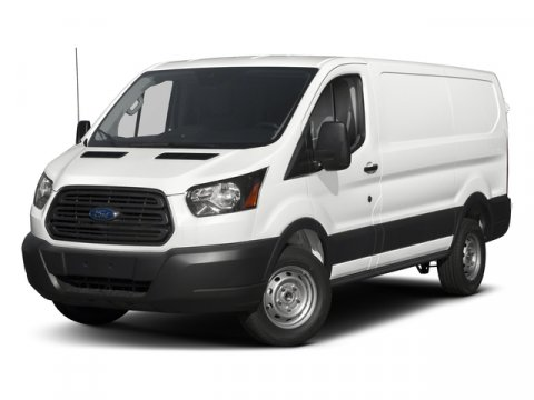 2018 Ford Transit-250 w6040 Pass-Side Cargo Doors Oxford WhitePewter Vinyl V6 37L V6 Automati
