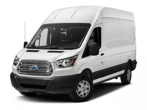 2018 Ford Transit-250 wSliding Pass-Side Cargo Door Oxford WhitePewter Cloth V6 37L V6 Automat