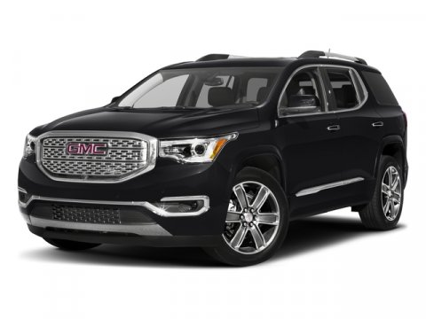 2018 GMC Acadia Denali Navigation Sunroof Black Cherry MetallicJet Black V6 36L Automatic 1037