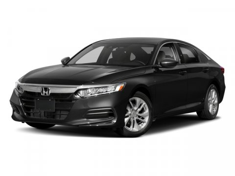 2018 Honda Accord LX Crystal Black PearlBlack V4 15 L Variable 5 miles Boasts 38 Highway MPG
