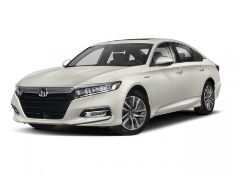 2018 Honda Accord Hybrid Touring Lunar Silver MetallicBlack V4 20 L Variable 20 miles Deliver