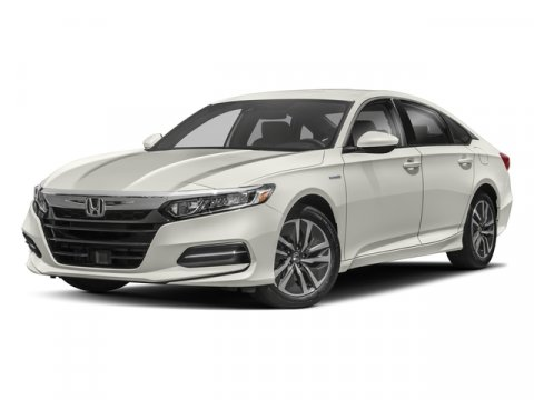 2018 Honda Accord Hybrid Lunar Silver MetallicGray V4 20 L Variable 5 miles Scores 47 Highway