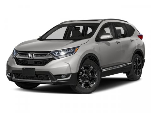 2018 Honda CR-V Touring White Diamond PearlBLK LEATHER SEATS V4 15 L Variable 0 miles  ENGINE