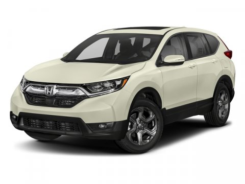 2018 Honda CR-V EX-L Gunmetal MetallicGRY LEATHER SEATS V4 15 L Variable 5 miles  ENGINE- 15