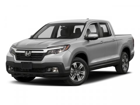 2018 Honda Ridgeline RTL-T Modern Steel MetallicGRAY LEATHER V6 35 L Automatic 5 miles  ENGIN