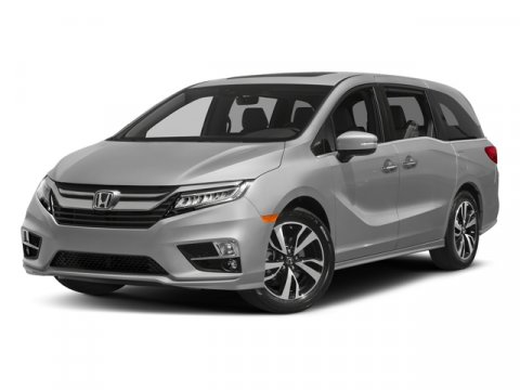 2018 Honda Odyssey Elite Pacific Pewter MetallicMOCHA LEATHER SEAT STRIM V6 35 L Automatic 5 m
