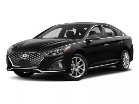2018 Hyundai Sonata Sport GrayBlack V4 20 L Automatic 8 miles You cant shorten your commute