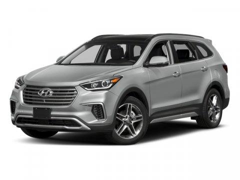 2018 Hyundai Santa Fe Limited Ultimate Becketts BlackBeige V6 33 L Automatic 11 miles  BEIGE