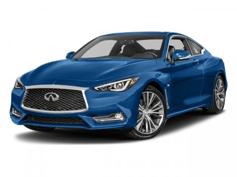 2018 INFINITI Q60 30t LUXE RWD Pure WhiteGraphite V6 30 L Automatic 17050 miles WE ARE PROUD