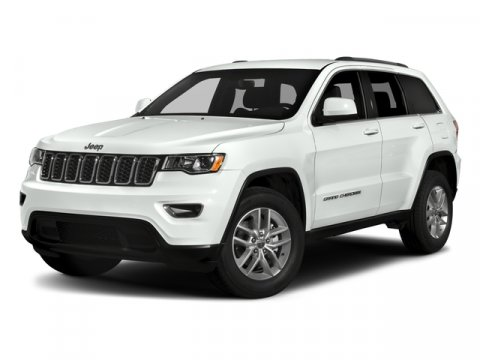 2018 Jeep Grand Cherokee Laredo E Bright White ClearcoatBlack V6 36 L Automatic 10 miles JEEP