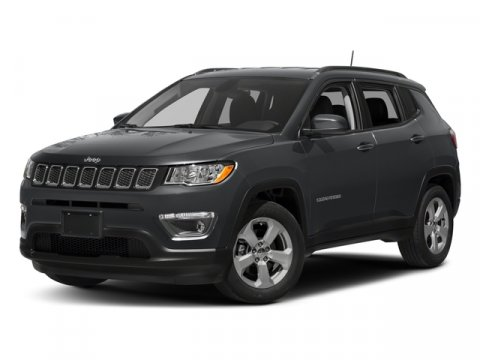 2018 Jeep Compass Altitude Granite Crystal Metallic ClearcoatBlack V4 24 L Automatic 10 miles